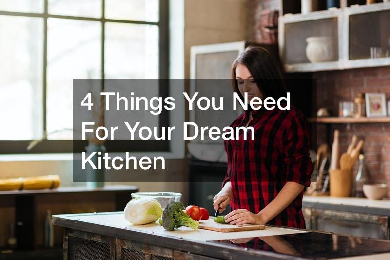 small dream kitchen ideas